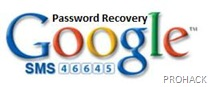 Recover Password Using SMS - rdhacker.blogspot.com